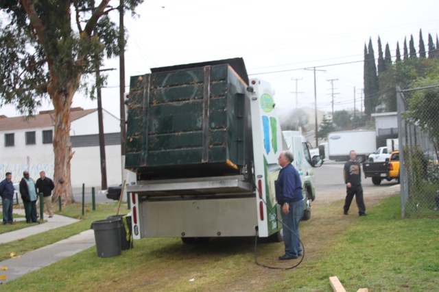 Mobile Cleaning Machine