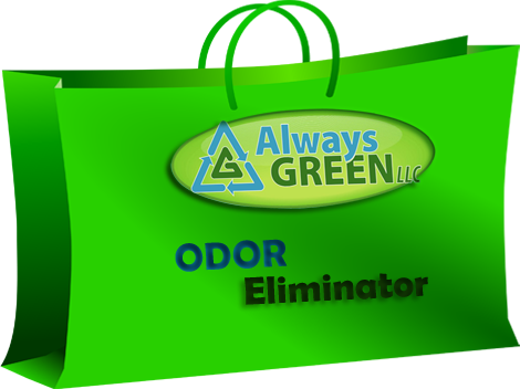 Always Green Odor Eliminator Granules