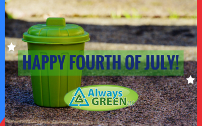 Time to Break Free of Dirty, Smelly Garbage Cans and Containers