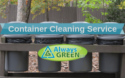 Container Cleaning Service San Francisco Bay Area
