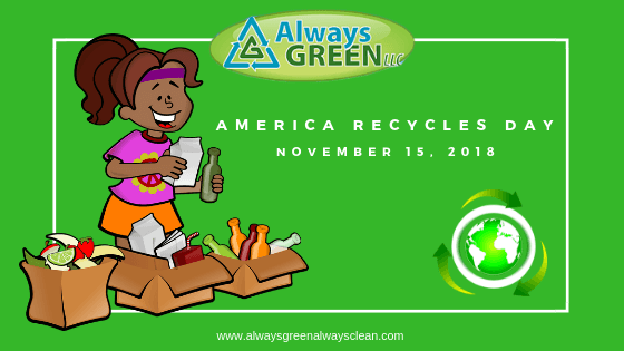 2018 America Recycles Day
