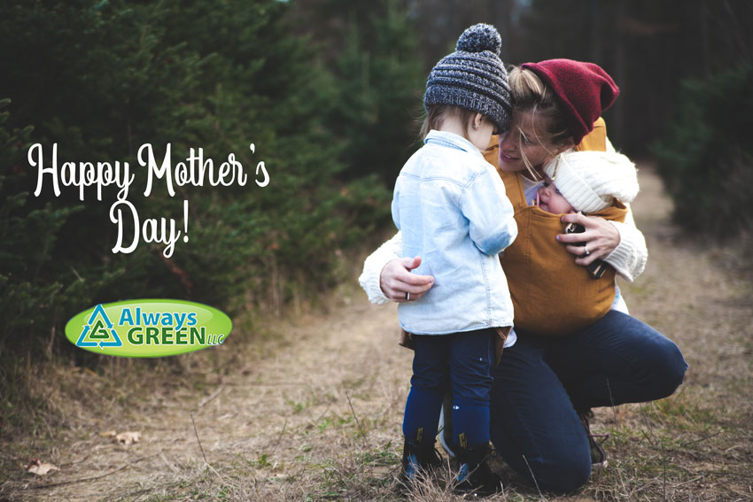 Mother's Day also for Mother Earth!